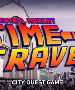 Рижский Центральный рынок – Time Travel