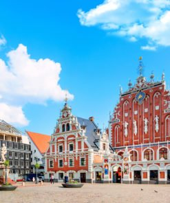 Selbstgeführte Tour in der Altstadt von Riga